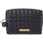 Black Quilted Organizer