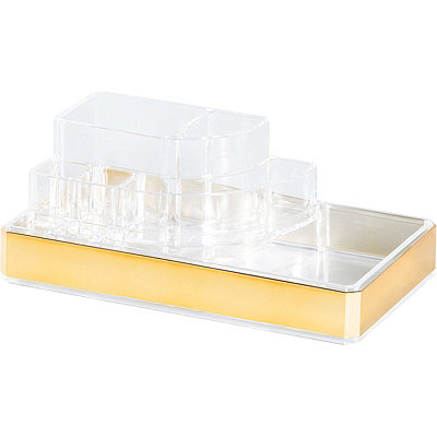 Clearly Chic 8 Compartment Organizer