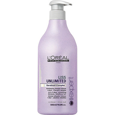 L'Oréal Professionnel S%C3%A9rie Expert Liss Unlimited Smoothing Shampoo