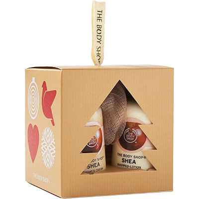 The Body ShopShea Treats Cube