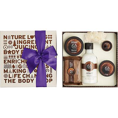 The Body ShopCoconut Festive Picks Small Gift