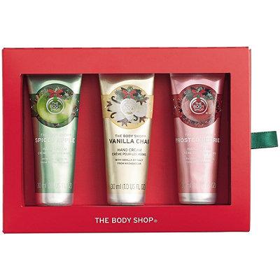The Body ShopSeasonal Hand Cream Trio