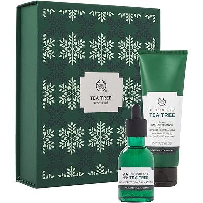 The Body ShopTea Tree Rescue Kit