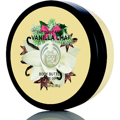 The Body Shop Vanilla Chai Seasonal Body Butter