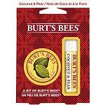 A Bit Of Burt%27s Coconut %26 Pear Kit
