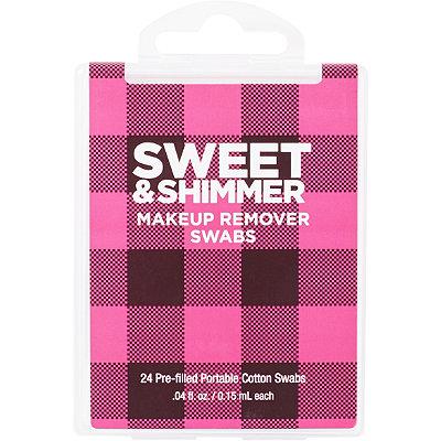 Sweet & ShimmerMakeup Remover Swabs