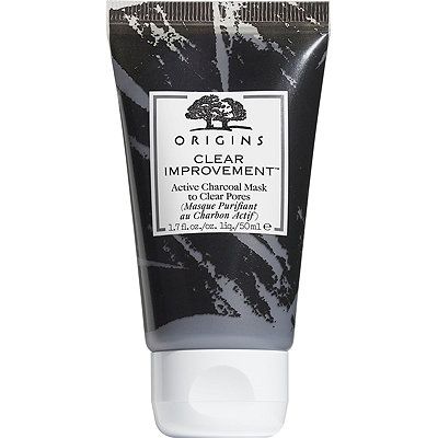 Origins Travel Size Clear Improvement Active Charcoal Mask to Clear Pores