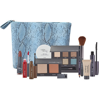 Receive your choice of 12-piece bonus gift with your $21.5 ULTA Beauty purchase