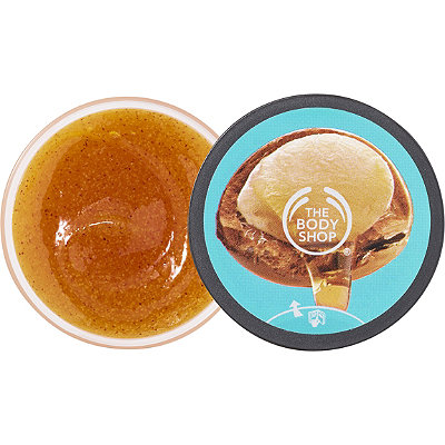 The Body Shop Online Only Travel Size Argan Body Scrub