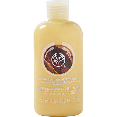 Online Only Cocoa Butter Shower Gel