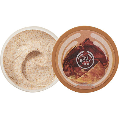 The Body Shop Online Only Travel Size Cocoa Butter Body Scrub