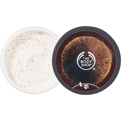 The Body Shop Online Only Travel Size Coconut Body Scrub