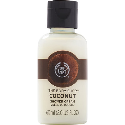Online Only Travel Size Coconut Shower Gel