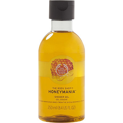 The Body Shop Online Only Honeymania Shower Gel