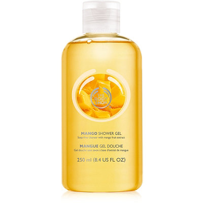 The Body Shop Online Only Mango Shower Gel
