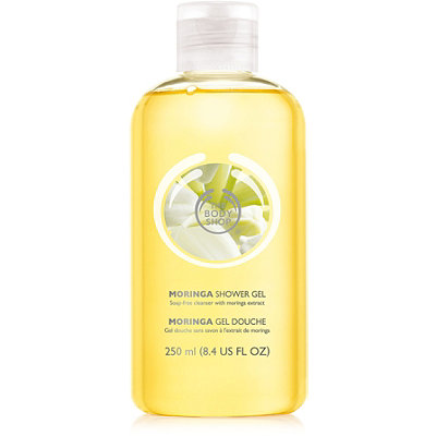 The Body Shop Online Only Morniga Shower Gel