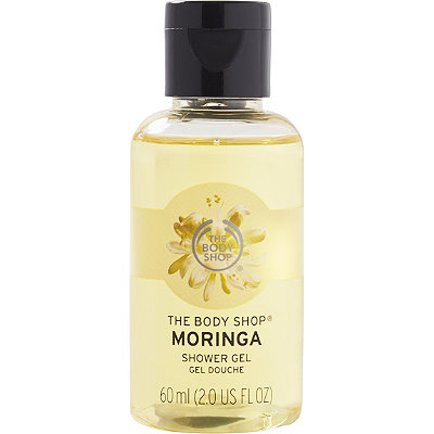 The Body Shop Online Only Travel Size Morniga Shower Gel