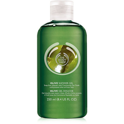 The Body Shop Online Only Olive Shower Gel