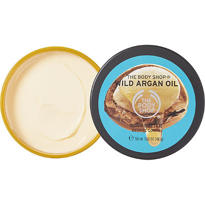 The Body Shop Online Only Travel Size Argan Body Butter