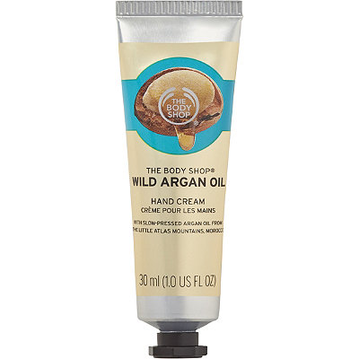 The Body Shop Online Only Argan Hand Cream