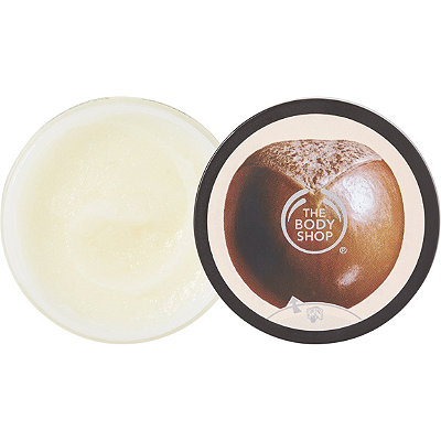 The Body Shop Online Only Travel Size Shea Body Scrub