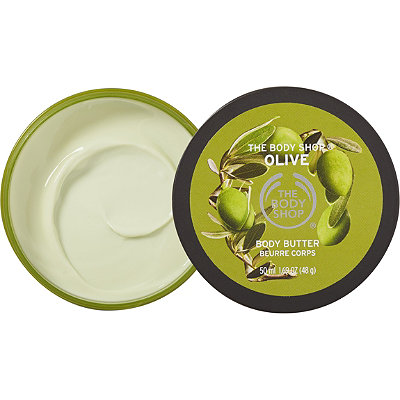 Online Only Travel Size  Olive Body Butter