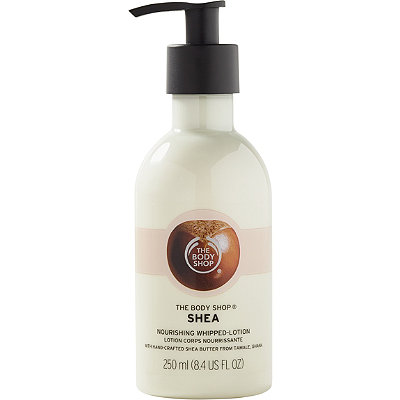 The Body Shop Online Only Shea Body Lotion