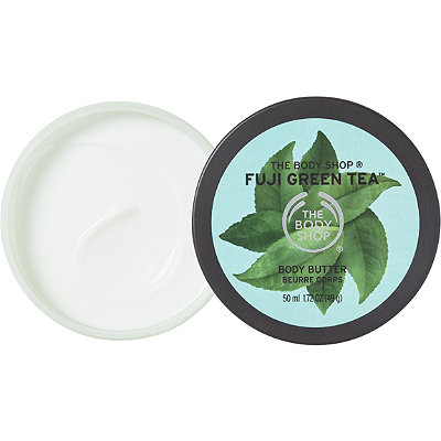 The Body Shop Online Only Travel Size Fuji Green Tea Body Butter