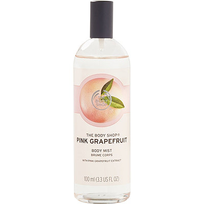 Online Only Pink Grapfruit Body Mist