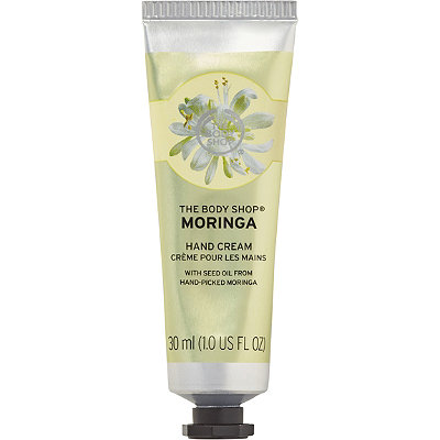 The Body Shop Online Only Moringa Hand Cream
