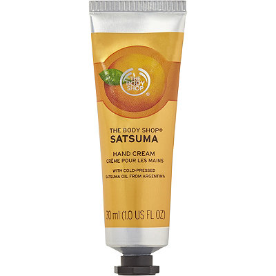 The Body Shop Online Only Satsuma Hand Cream