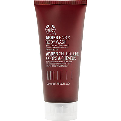 The Body Shop Online Only Arber Hair %26 Body Wash