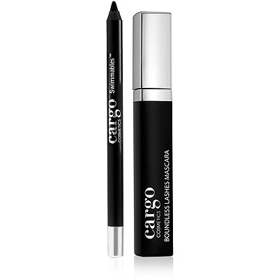 Cargo Online Only Eye Pencil And Mascara Duo