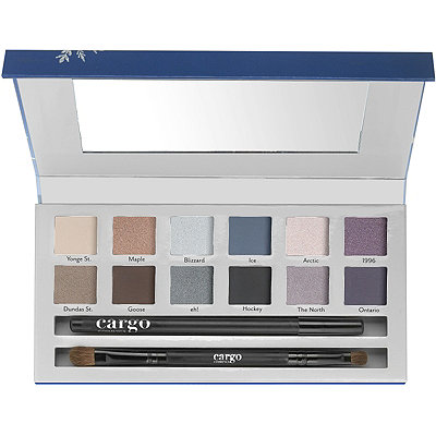 Cargo Online Only Limited Edition Chill In The Six Eyeshadow Palette