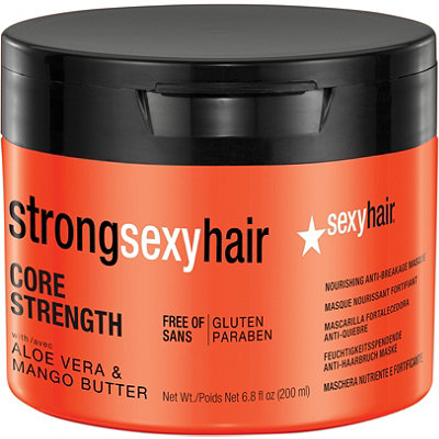Sexy HairStrong Sexy Hair Core Strength Nourishing Anti-Breakage Masque