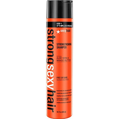 Sexy Hair Strong Sexy Hair Color Safe Strengthening Shampoo