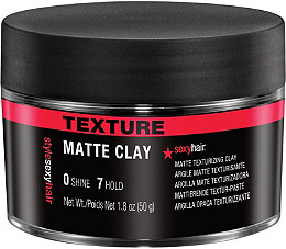 23acd346c58f Sexy Hair Style Sexy Hair Texture Matte Clay
