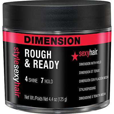 Style Sexy Hair Dimension Rough & Ready
