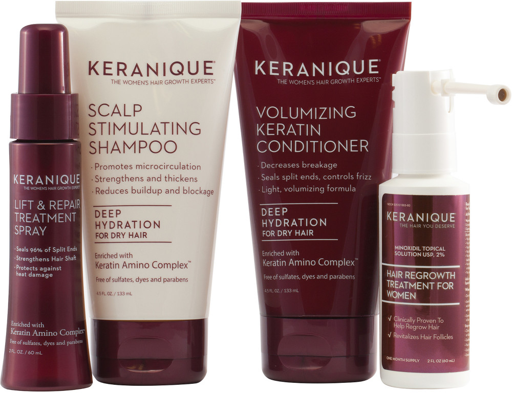 Keranique Deluxe Regrowth Hair System Ulta Beauty