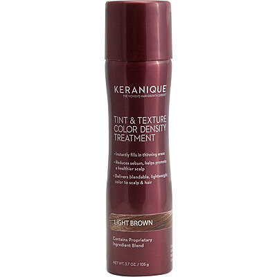 Keranique Tint %26 Texture Color Density Treatment