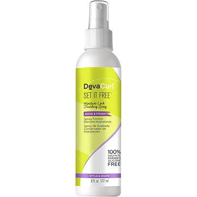 DevaCurlSet It Free Moisture Lock Finishing Spray
