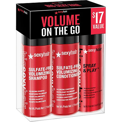 Sexy HairBig Sexy Hair Volume On The Go Travel Set