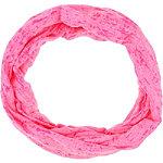 Bright Pink Velvet Print Head Wrap