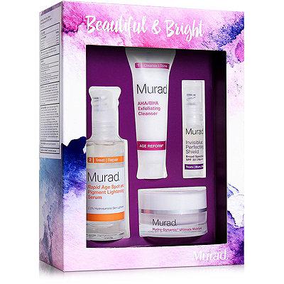 MuradBeautiful and Bright Gift Set