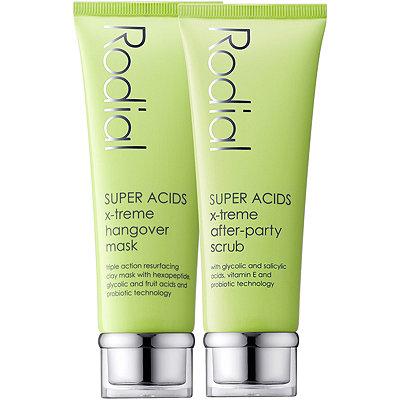 RodialOnline Only Super Acids Scrub and Mask Set