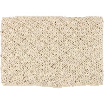 Capelli New YorkBasket Weave Natural Neck Warmer