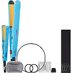 Glam & Go Flat Iron Kit