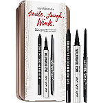 Smile. Laugh. Wink. 3 Pc Eyeliner Collection