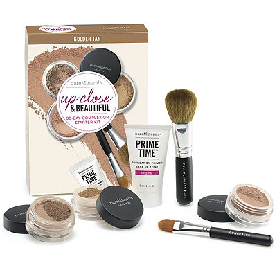 BareMinerals Up Close %26 Beautiful 30 Day Complexion Starter Kit