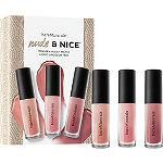 Nude %26 Nice Mini Gen Nude Matte Liquid Lipcolor Trio